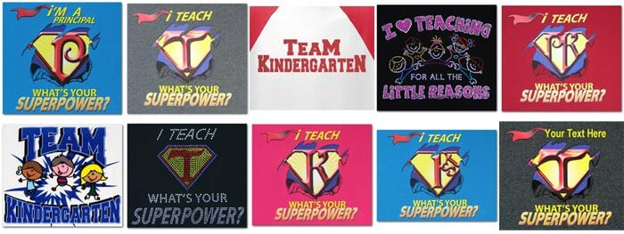 Top 10 Teacher Shirt Designs for 2016