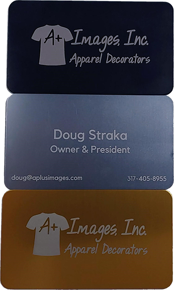 VIP Metal Business Cards